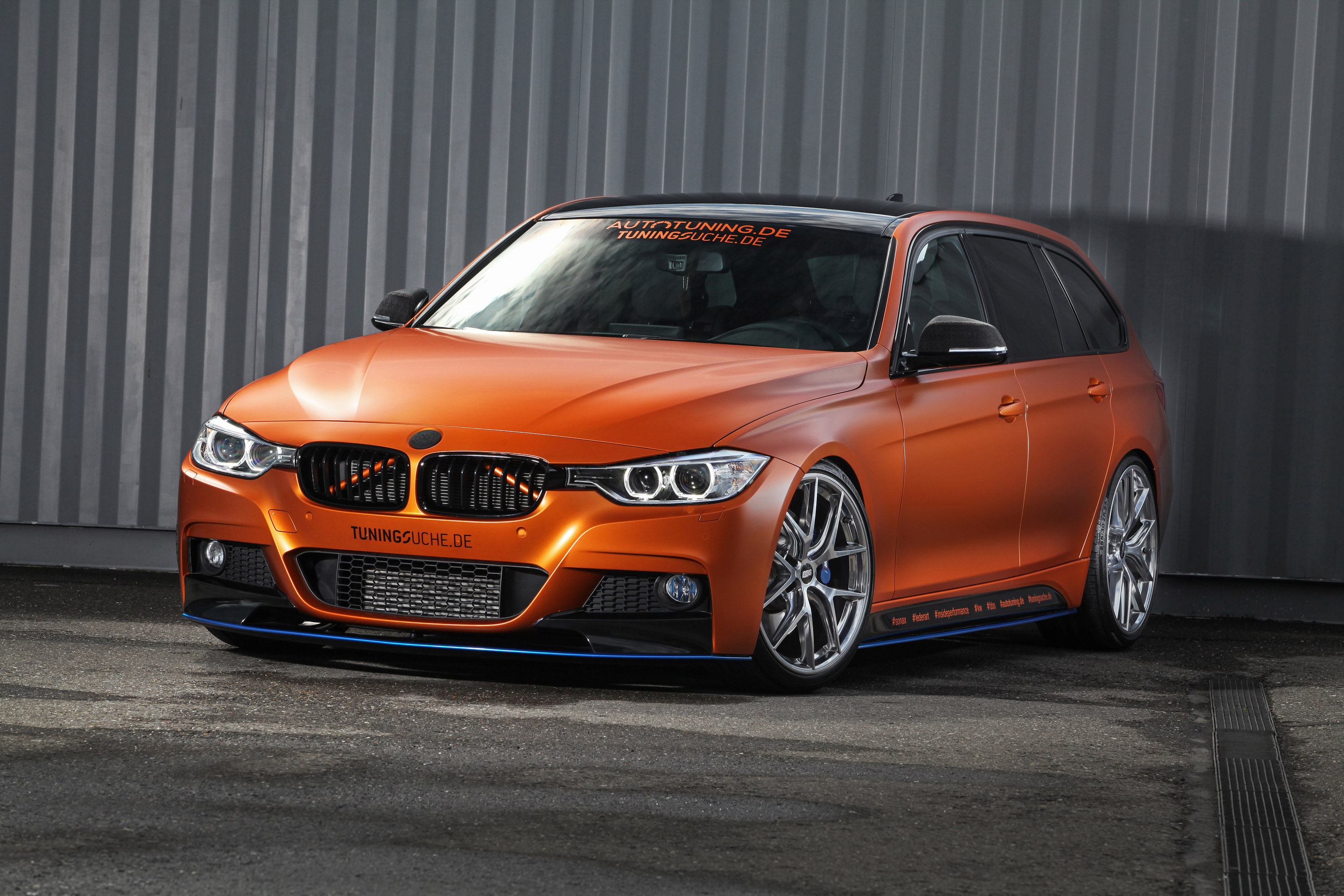 Tuningsuche to debut BMW 328i Touring F31