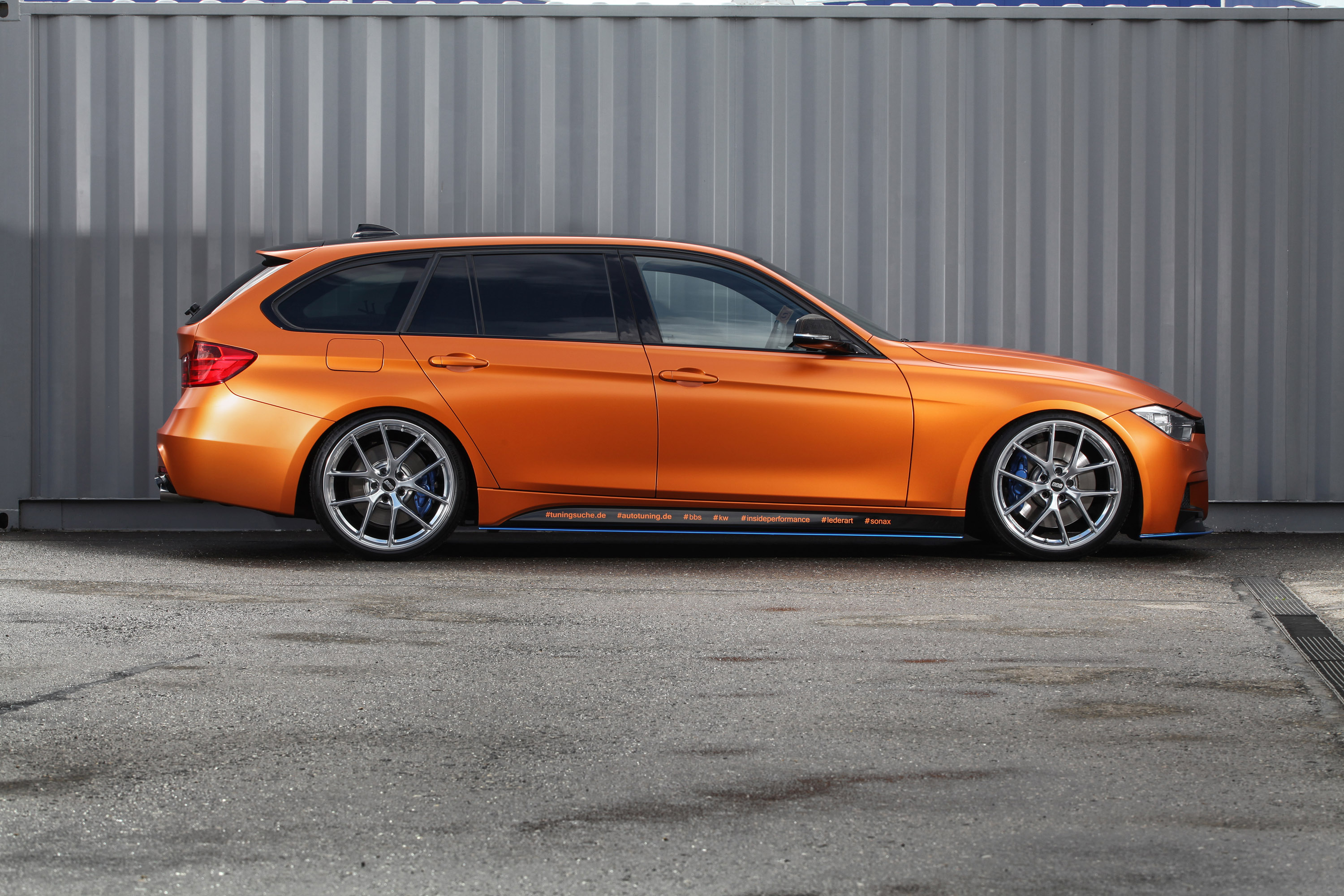 BMW M2 Cs >> Tuningsuche to debut BMW 328i Touring F31
