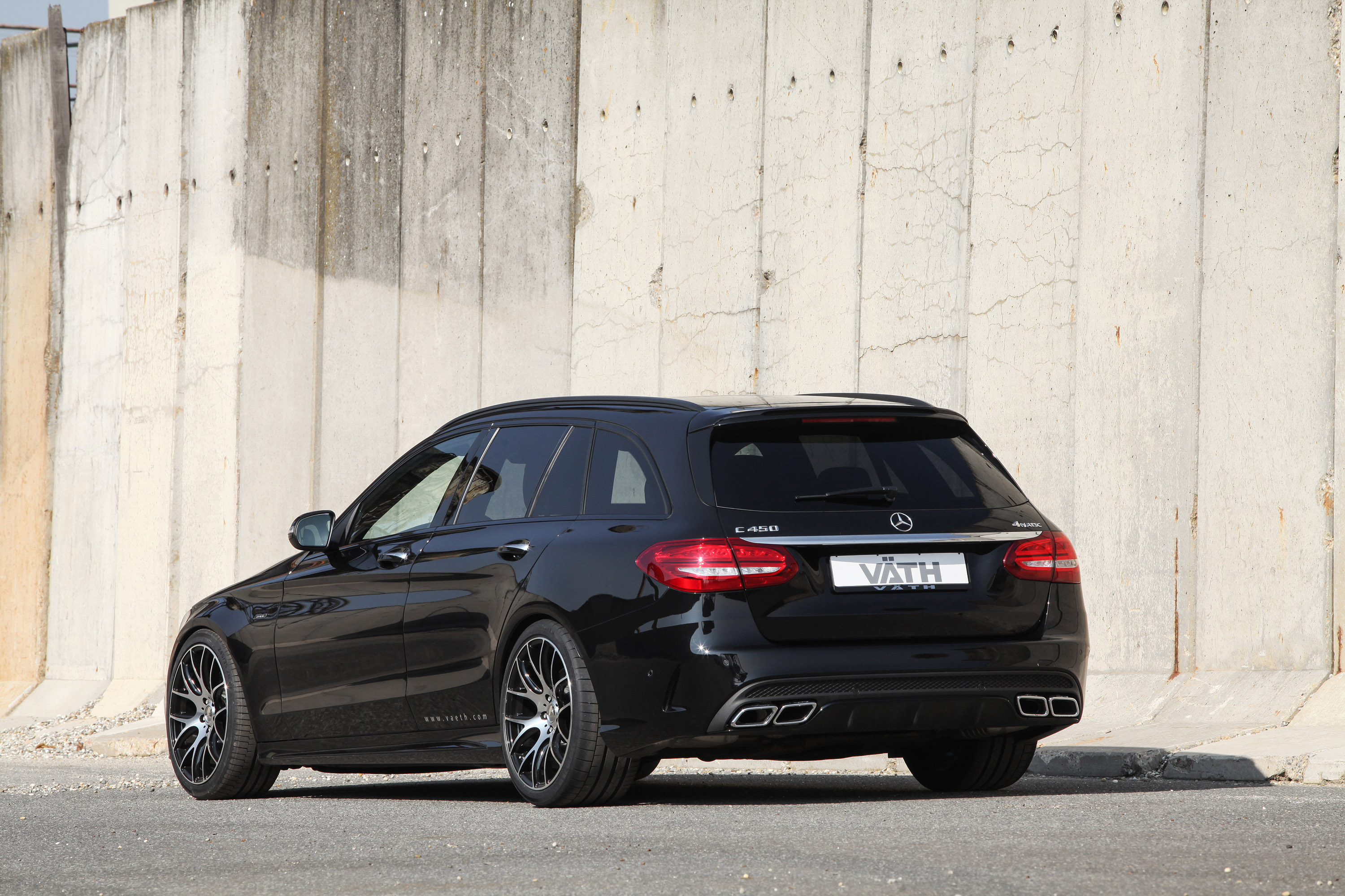 V th releases mercedes benz c450 amg 4matic for Mercedes benz c450 amg