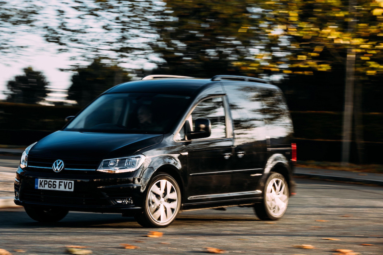 Volkswagen reveals the Caddy Black Edition