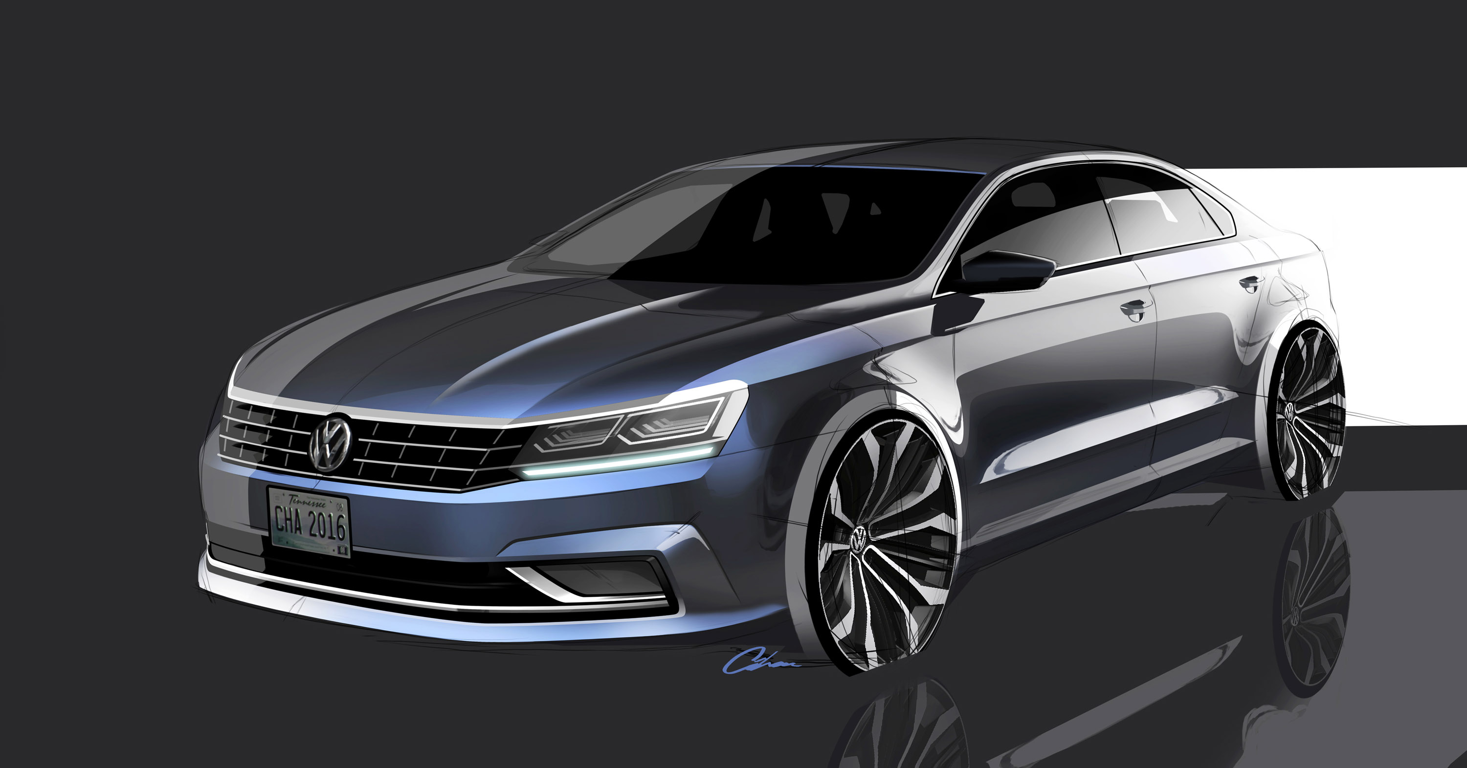 2016 Vw Passat Comes With Even More Upgrades And Gadgets