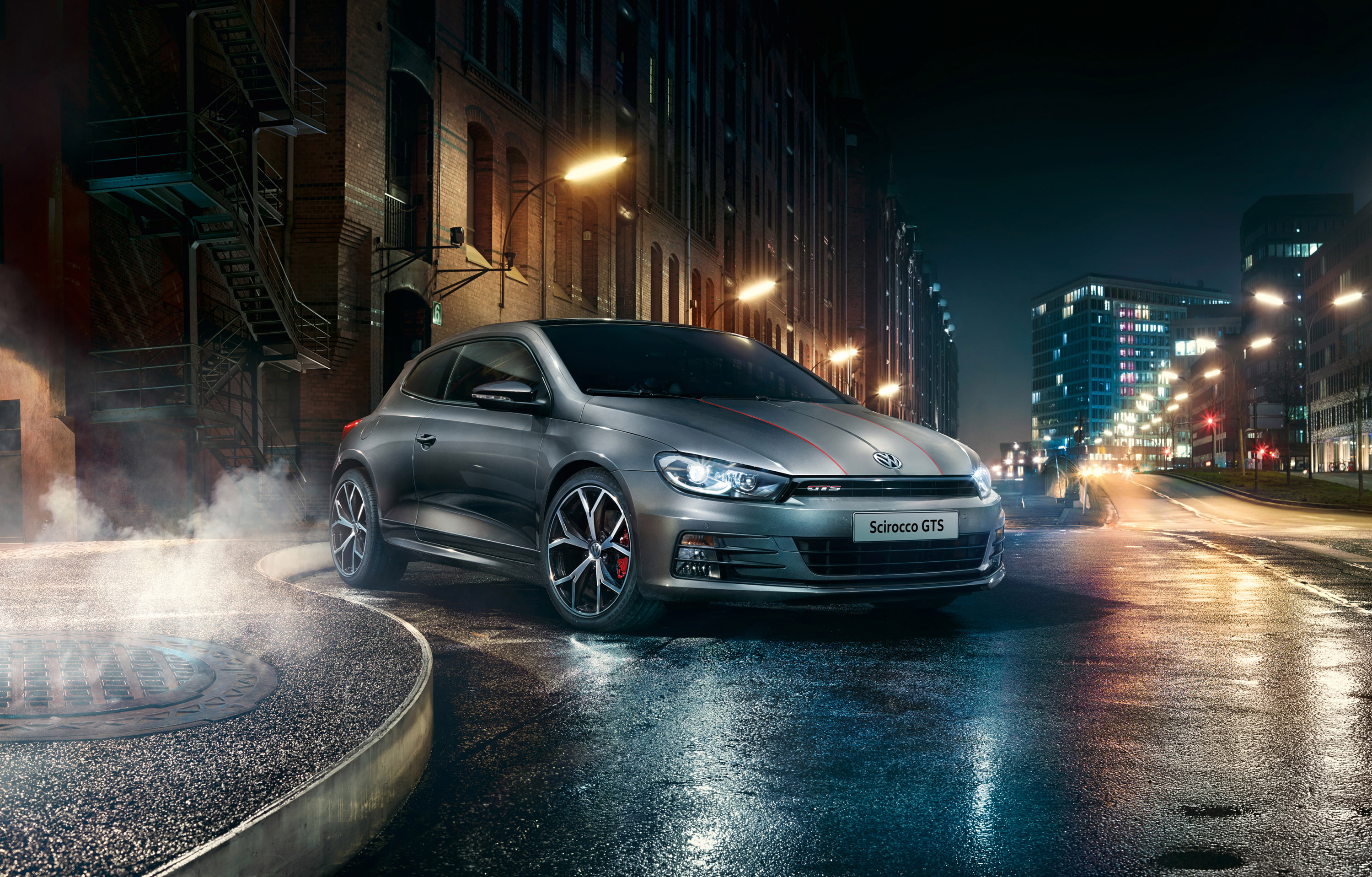 Volkswagen Releases Scirocco GTS Special Edition and Extends the Range with New Trim Levels
