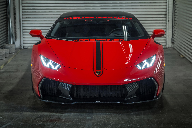 Vorsteiner Releases Lamborghini Huracan Novara