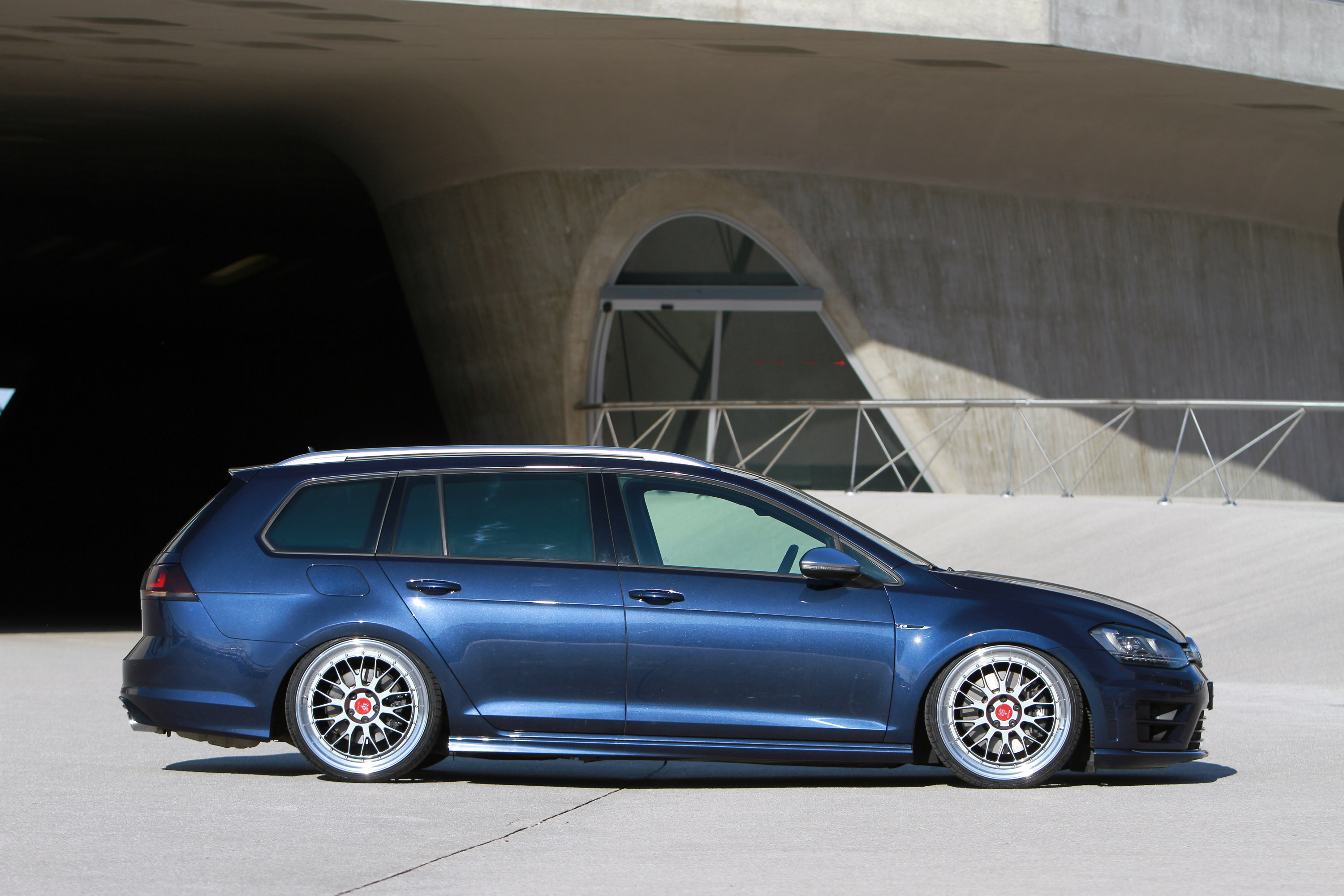 Golf R Estate >> Wetterauer Engineering Volkswagen Golf R tuned up to 400 hp and 510 Nm!