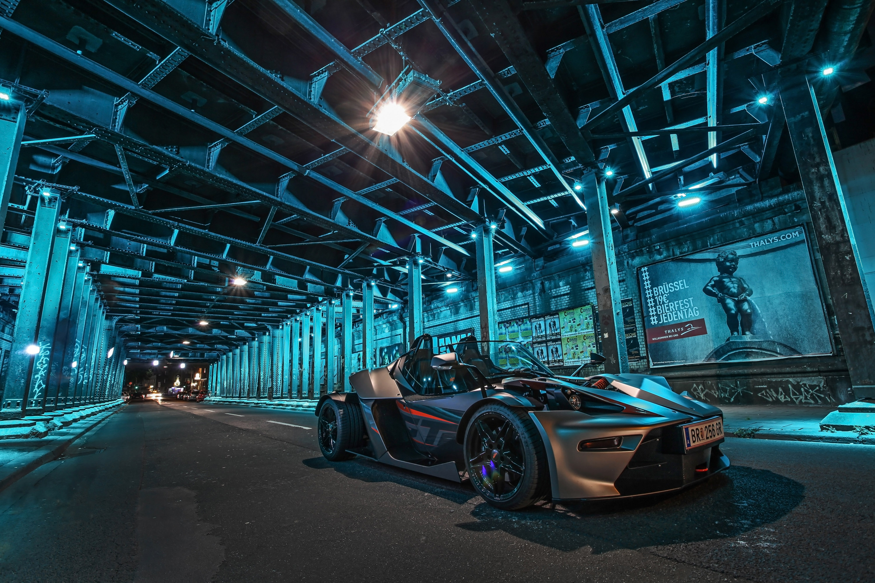 Wimmer Ktm X Bow Gt Revealed