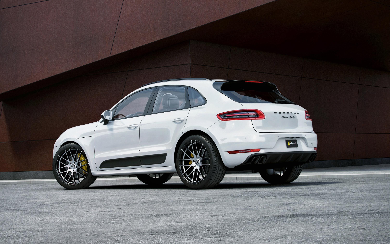 Wimmer Upgrades Porsche Macan Turbo
