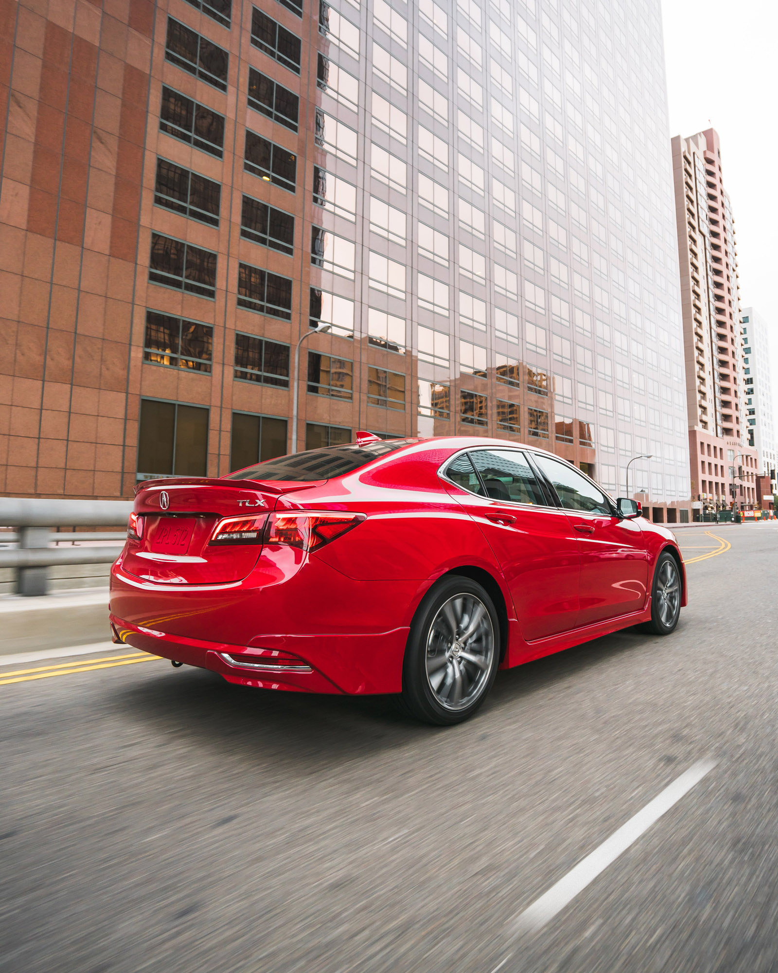 Acura Upgrades TLX With A Special Performance Upgrade