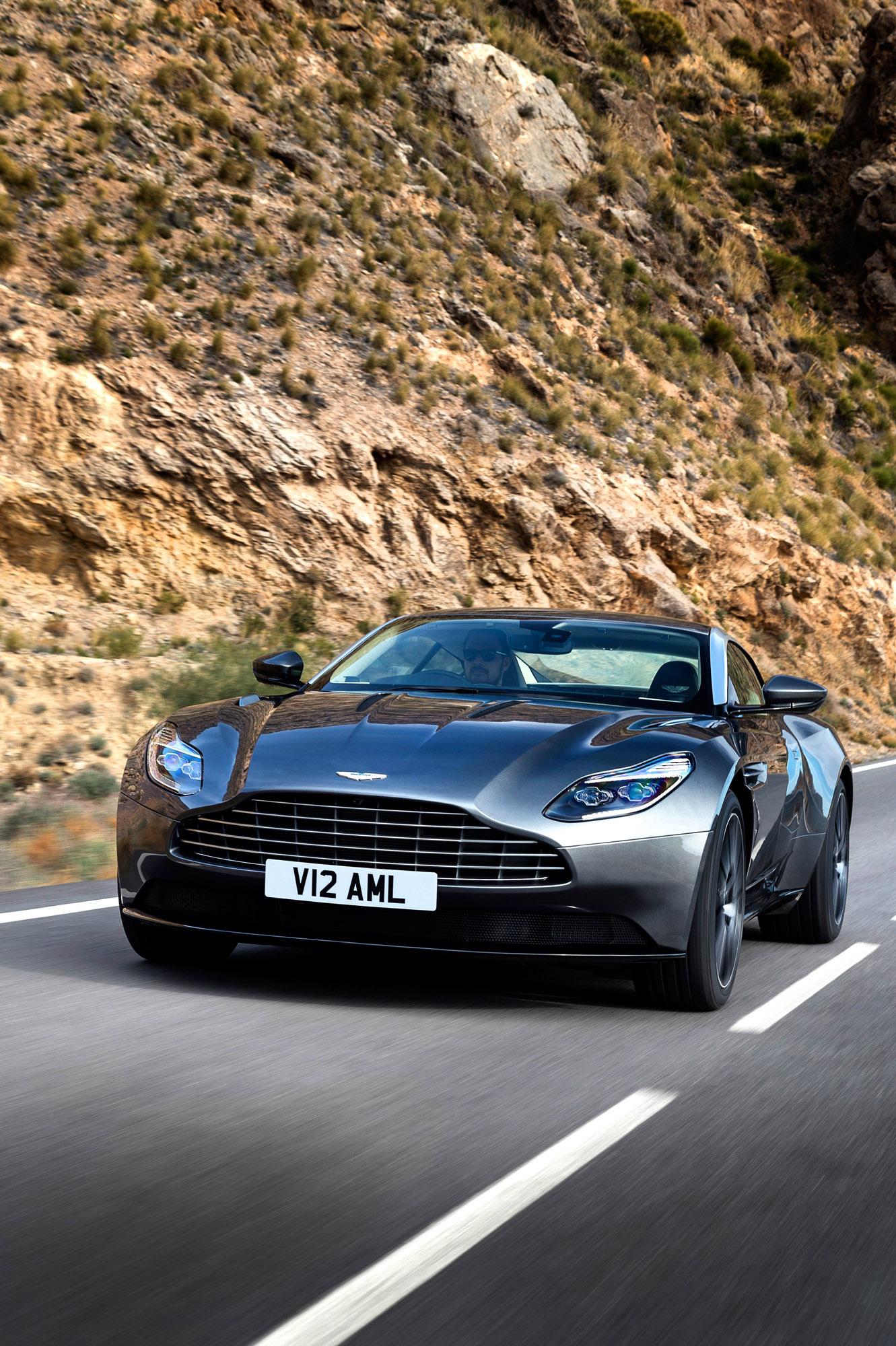 Aston Martin Db11 Makes Geneva Debut