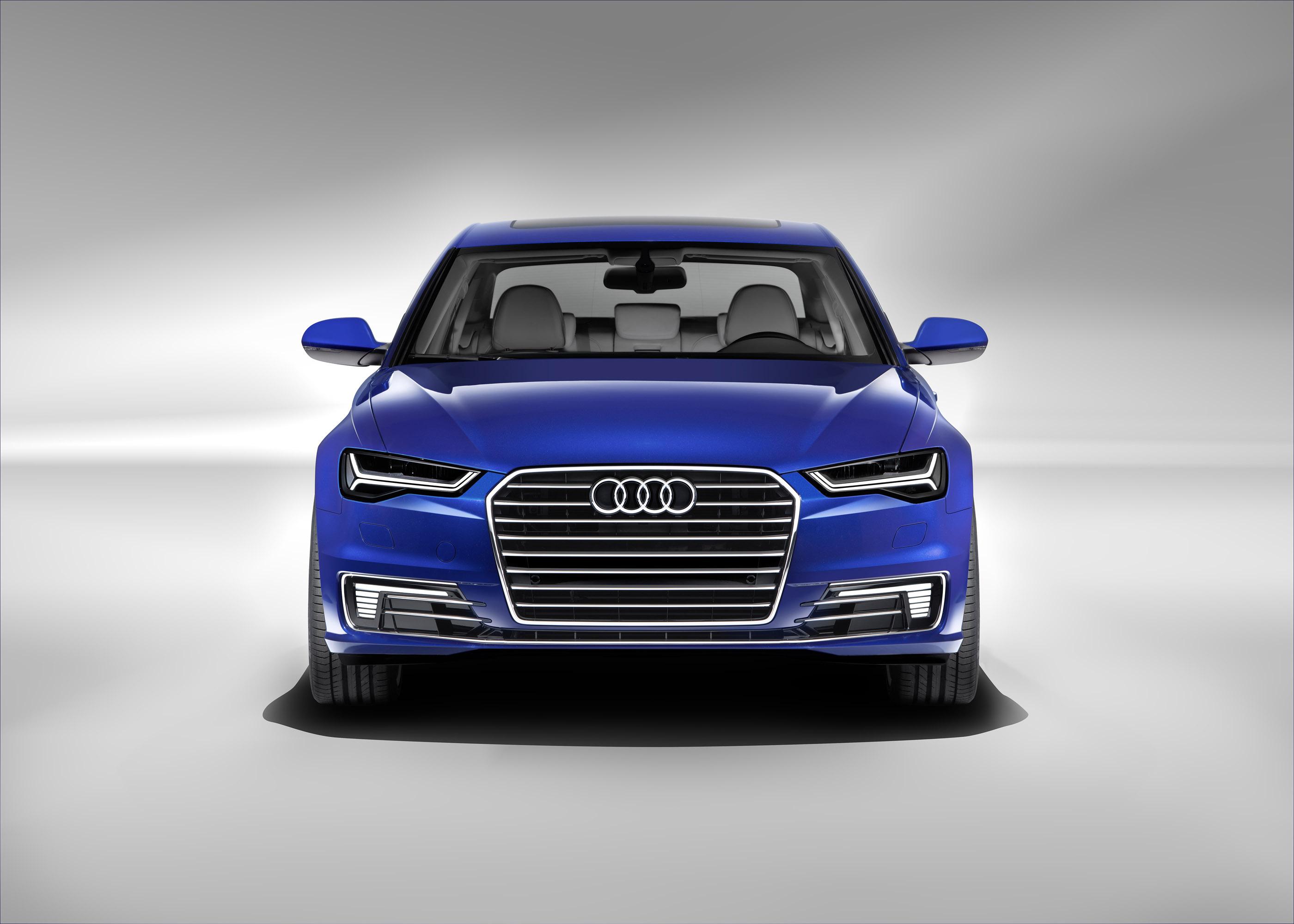 Audi A3 Sedan >> Audi A6L e-tron