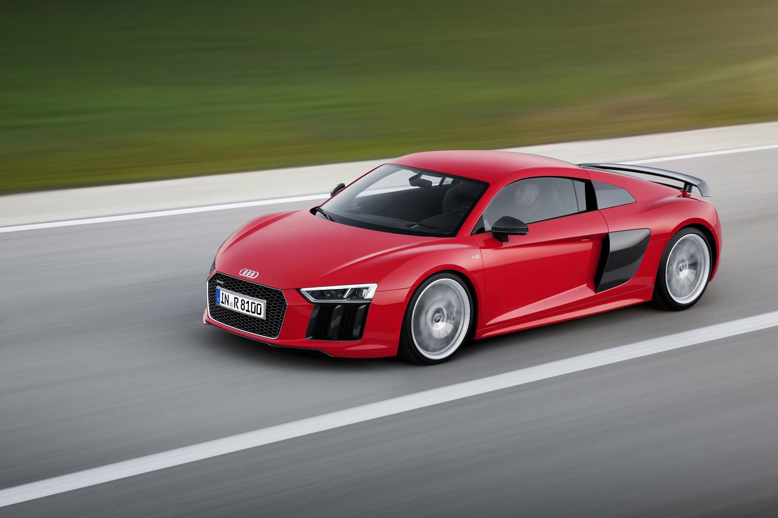 Audi Announces Pricing For 2017 R8