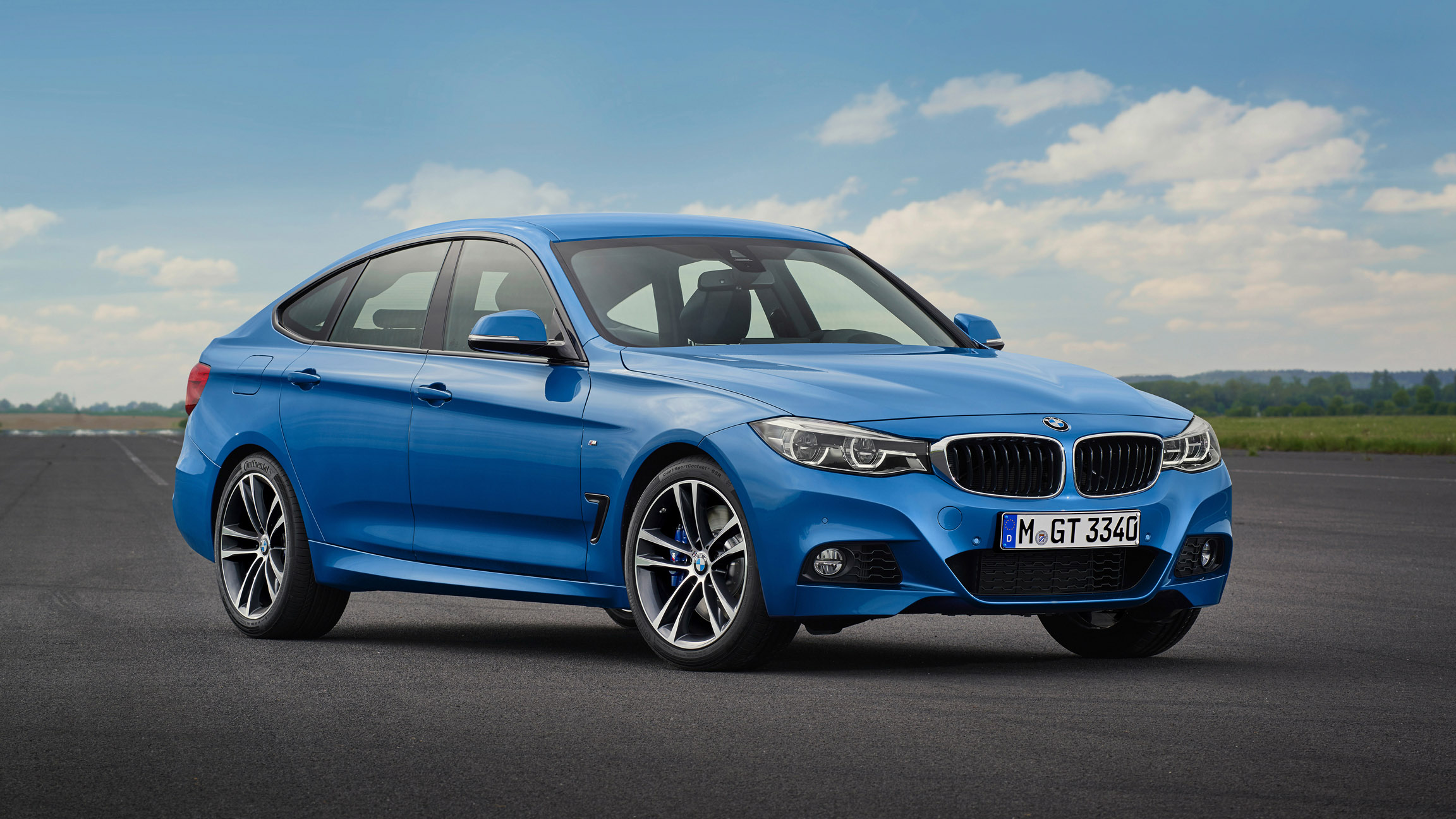 2017 bmw 3 series gran turismo gets updated. Black Bedroom Furniture Sets. Home Design Ideas