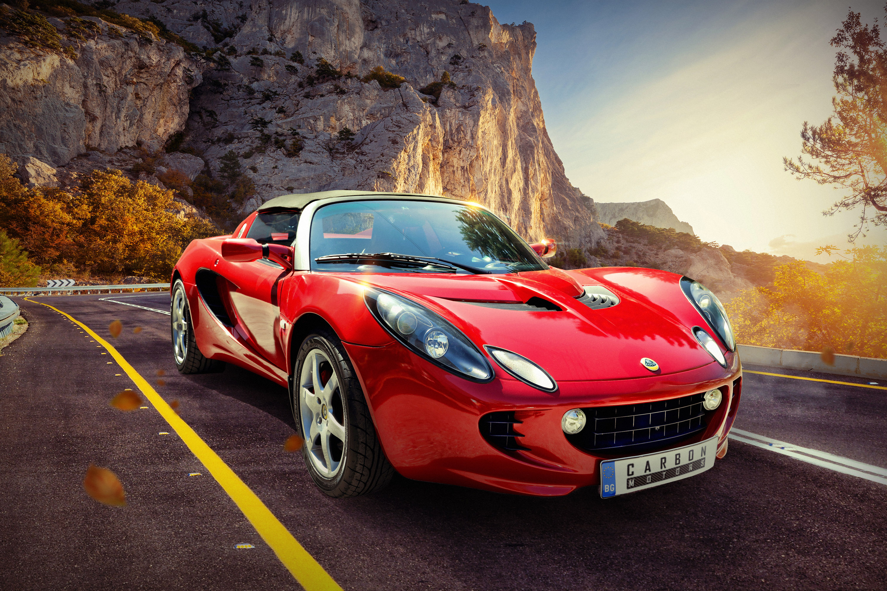 carbon motors upgrades the lotus elise series ii. Black Bedroom Furniture Sets. Home Design Ideas