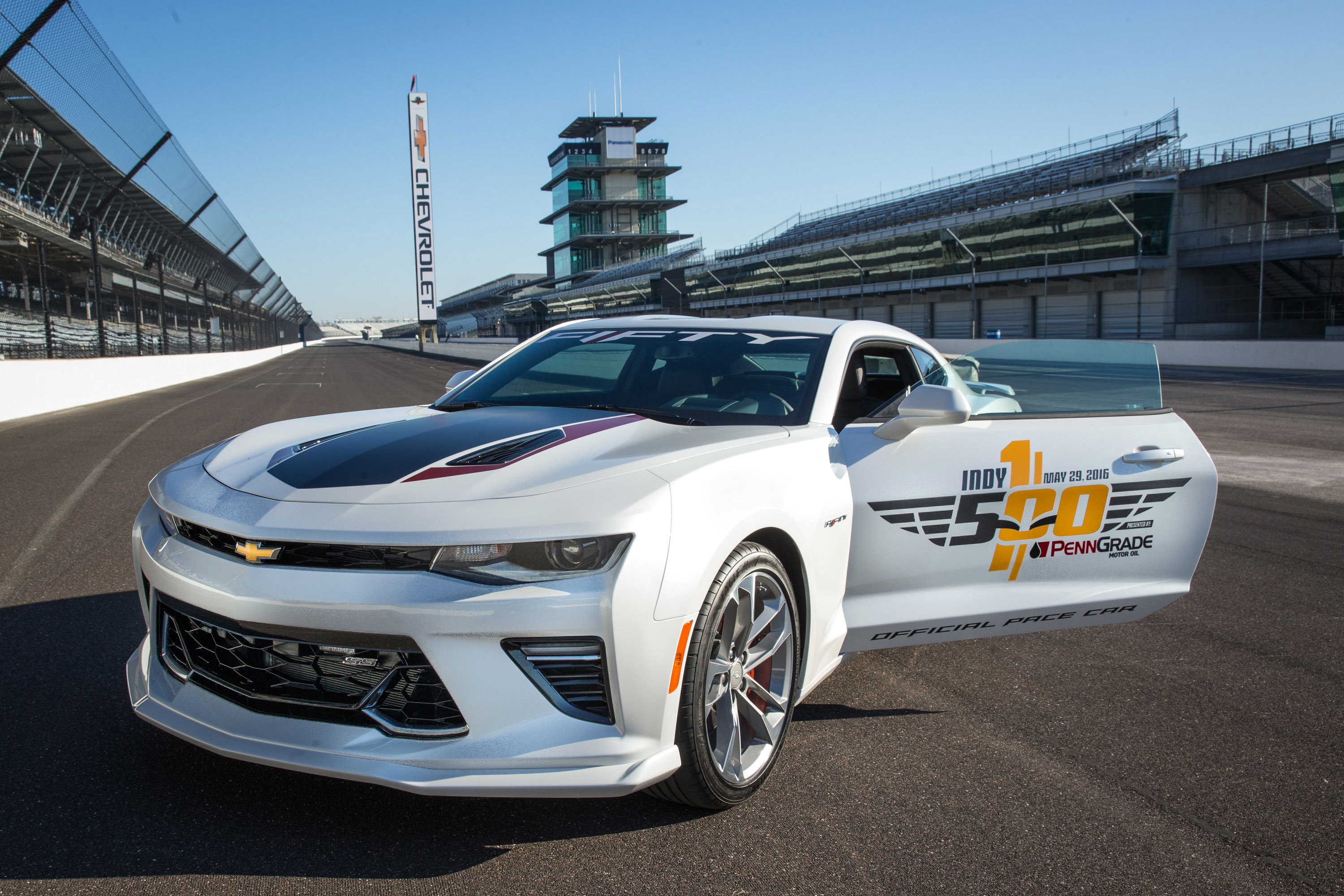Roger Penske Will Drive The Pace Car At The Indianapolis 500