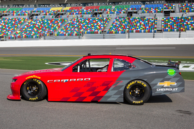 Chevrolet shows 2017 NASCAR XINFINITY Camaro SS