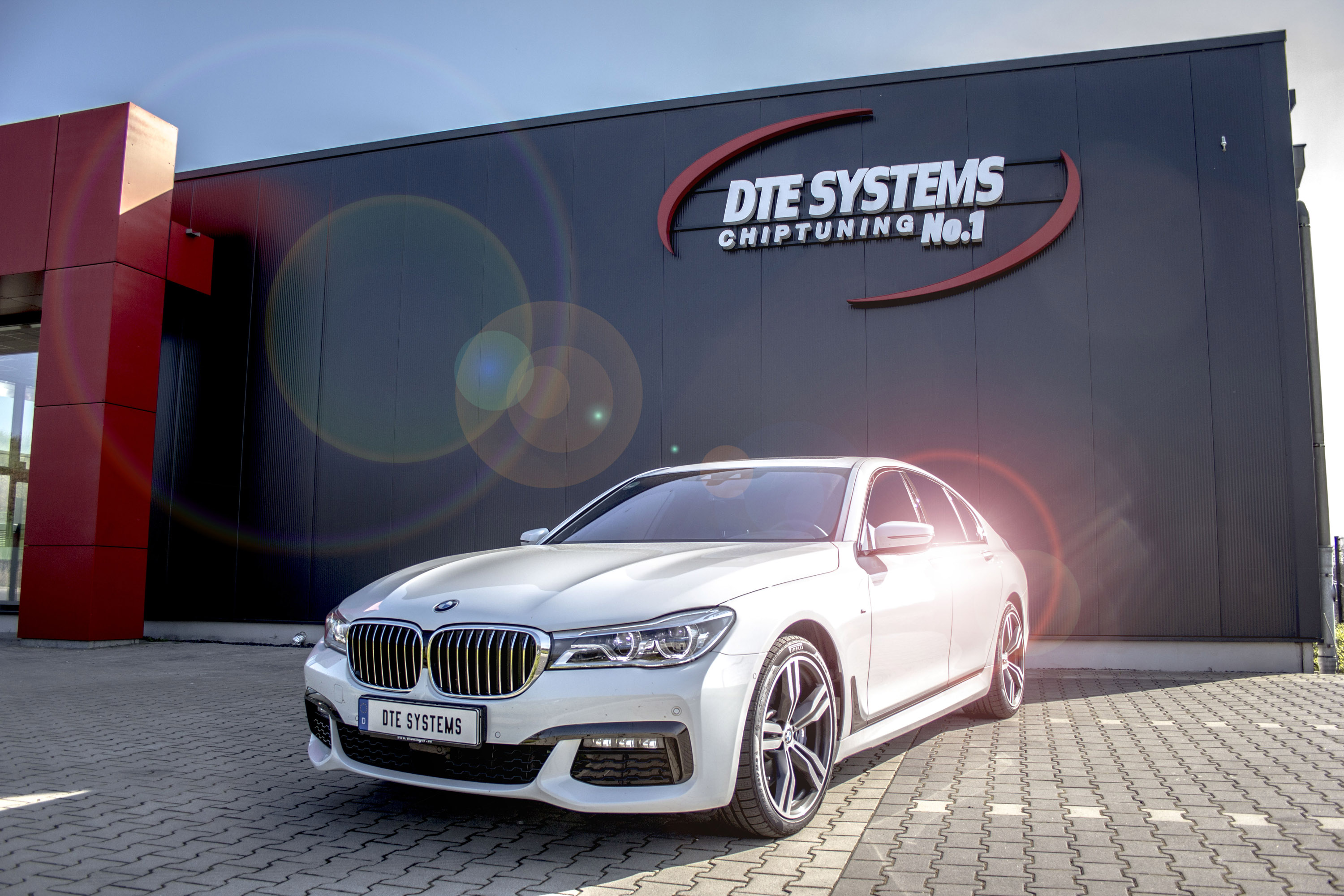 Dte Systems Tunes The Most Powerful Bmw Machine So Far