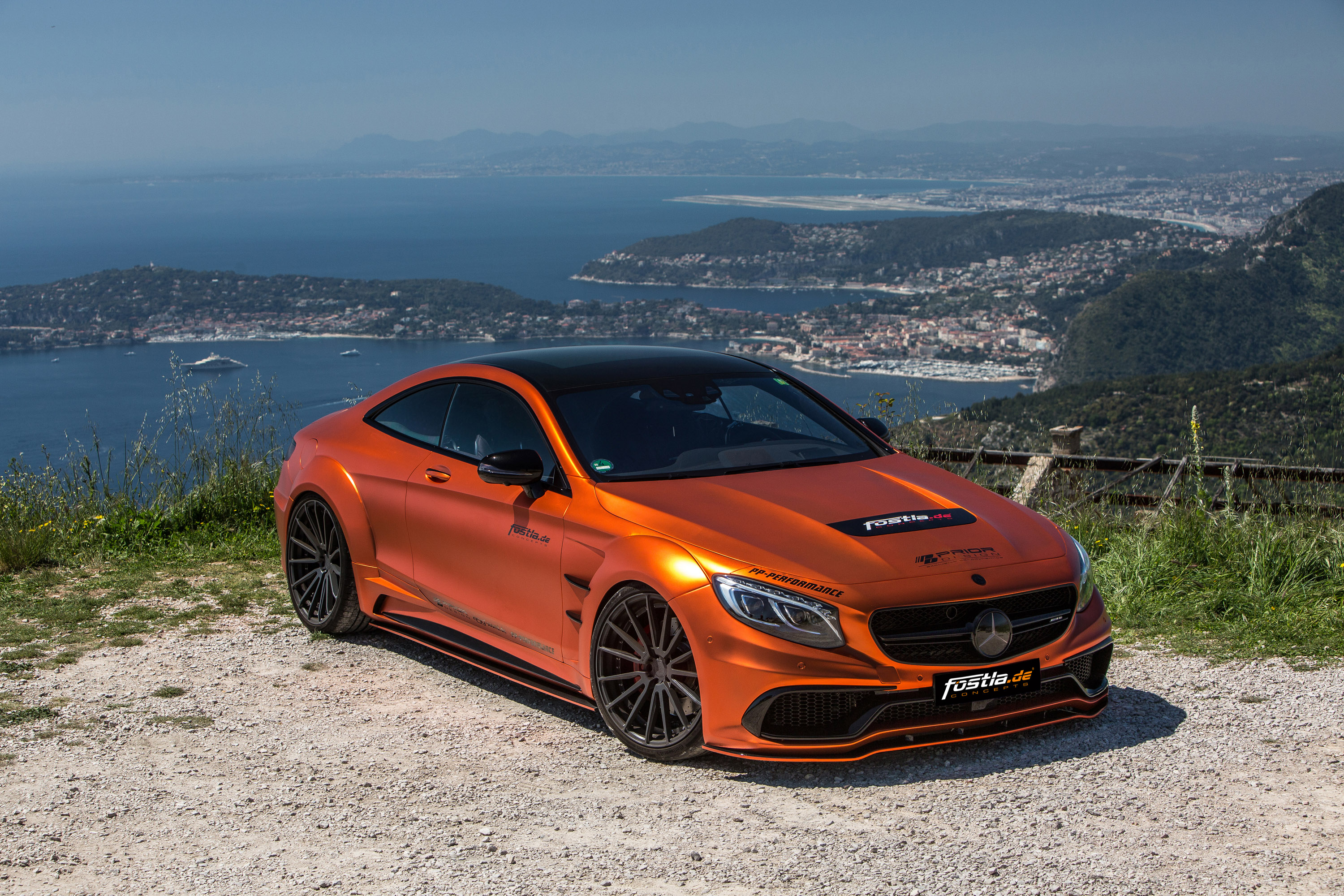 Mercedes Amg V Biturbo Coupe