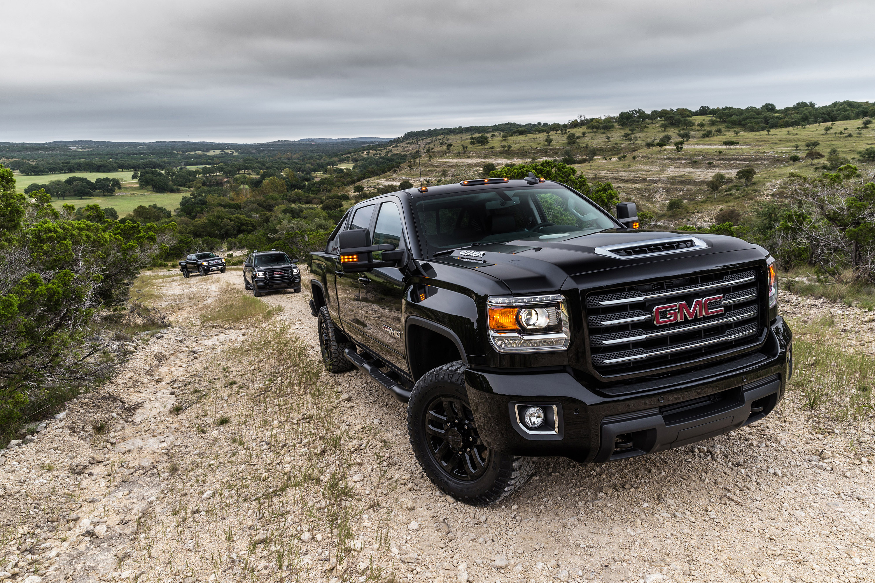 2017 Gmc Sierra Hd All Terrain X Limited Edition 3 Of 13