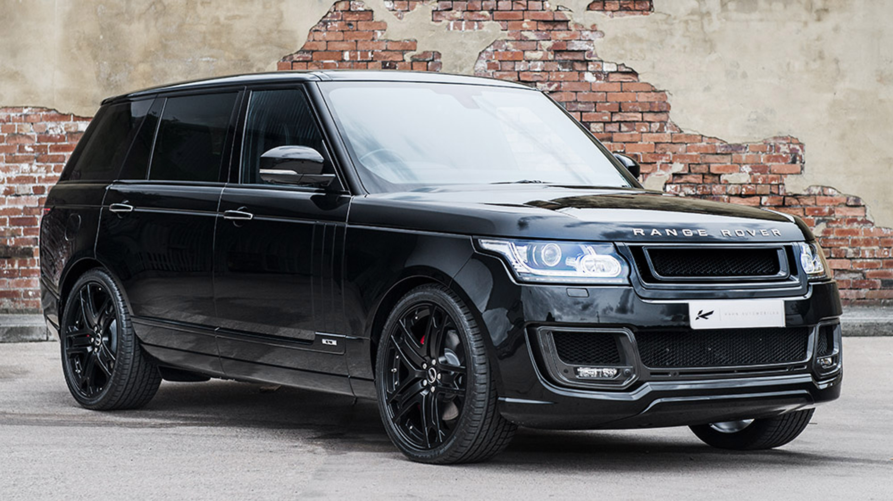 kahn design presents the range rover autobiography. Black Bedroom Furniture Sets. Home Design Ideas