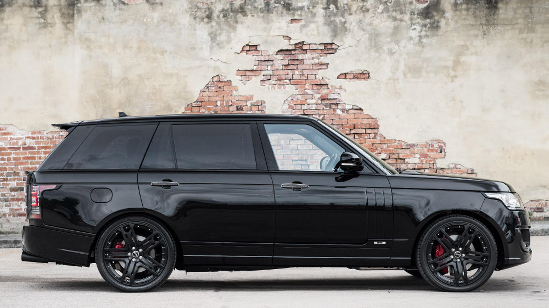Kahn Design Presents The Range Rover Autobiography