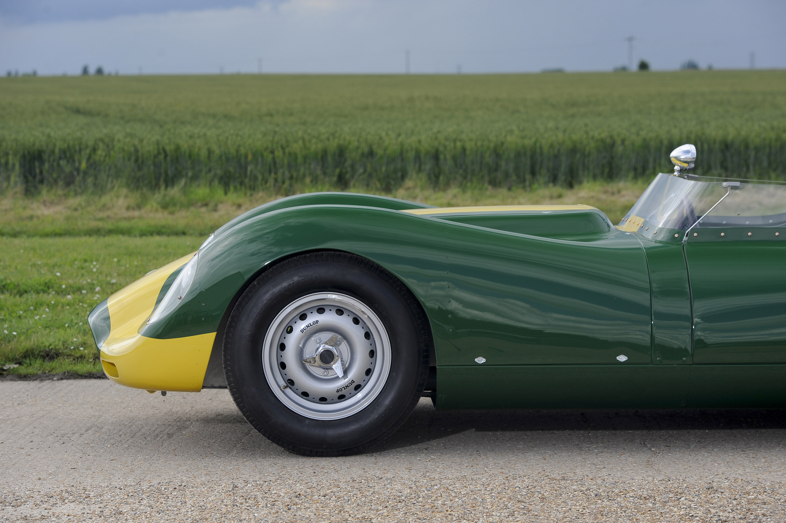 Lister Knobby Jaguar To Participate In Concours D 39 Elegance