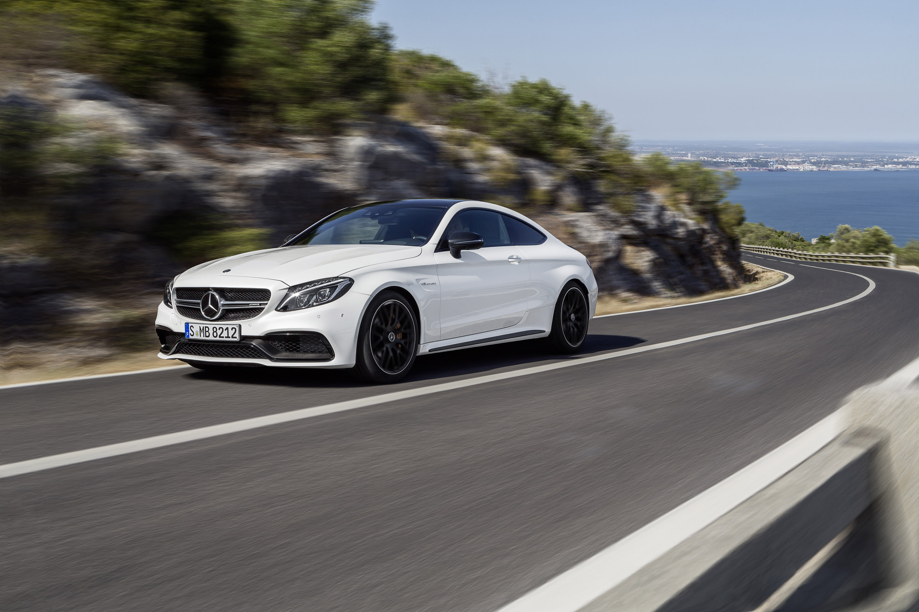 2017 amg c63 coupe will fight for the sportiest c class model prize. Black Bedroom Furniture Sets. Home Design Ideas
