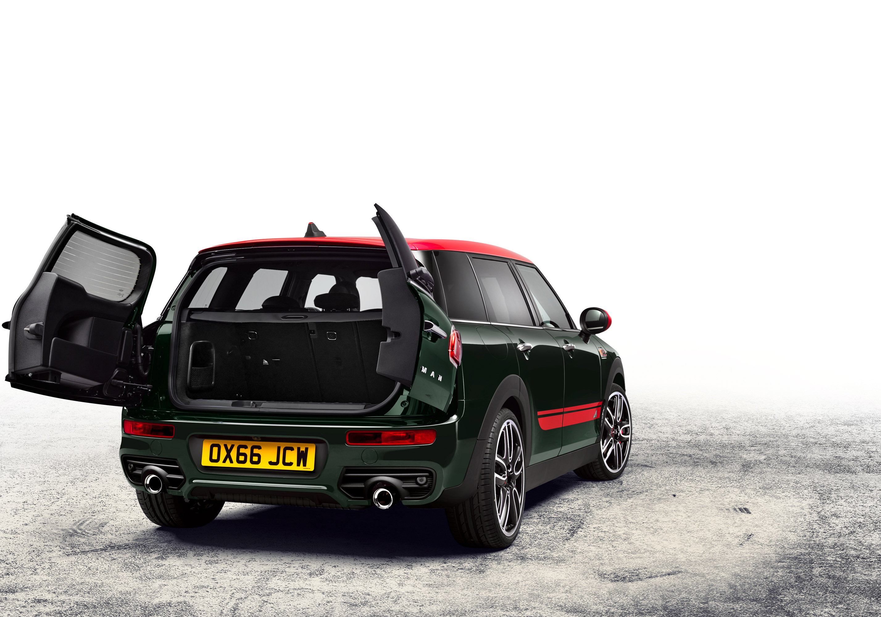 mini reveals the new john cooper works clubmaster. Black Bedroom Furniture Sets. Home Design Ideas