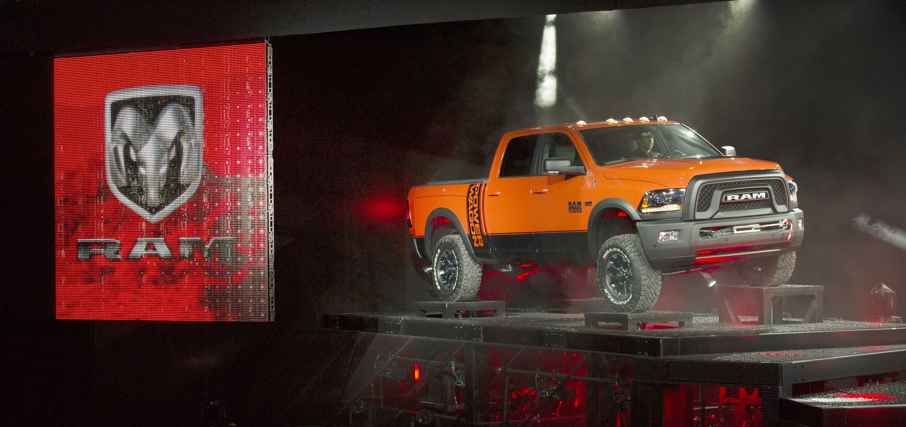 Ram unveils 2017 Power Wagon