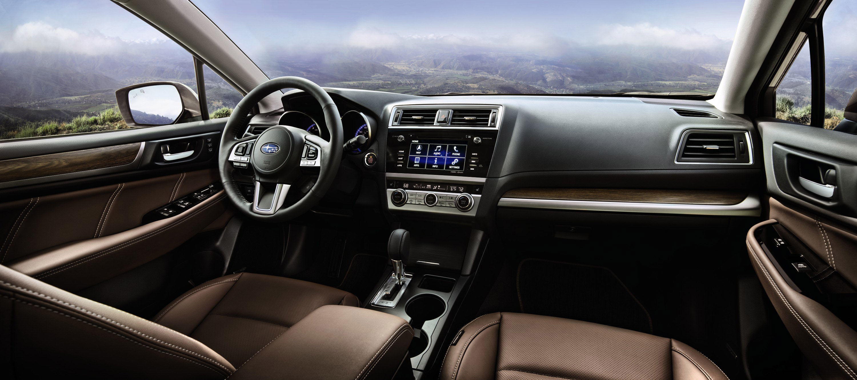 subaru outback and legacy with new trim levels. Black Bedroom Furniture Sets. Home Design Ideas