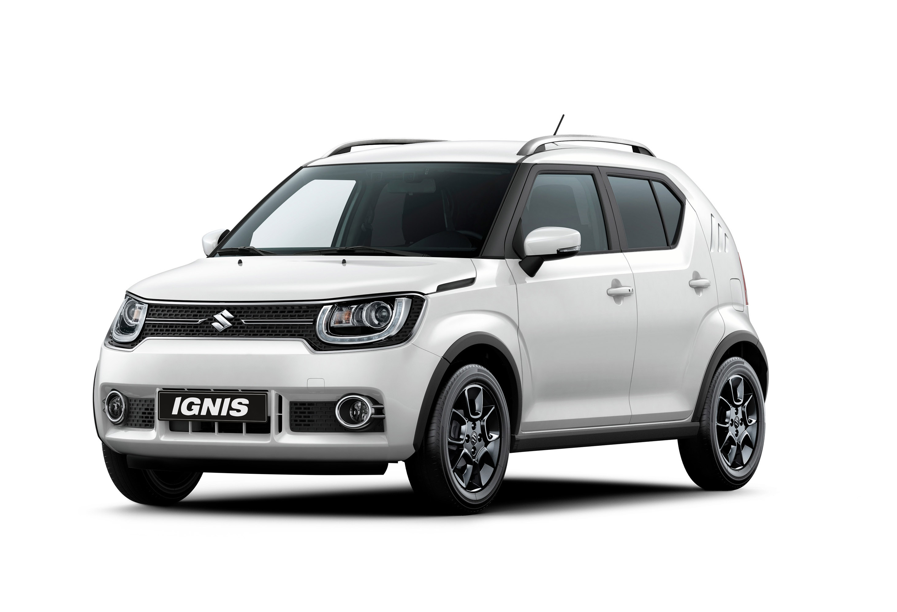 suzuki introduces ignis and sx4 s cross in paris. Black Bedroom Furniture Sets. Home Design Ideas