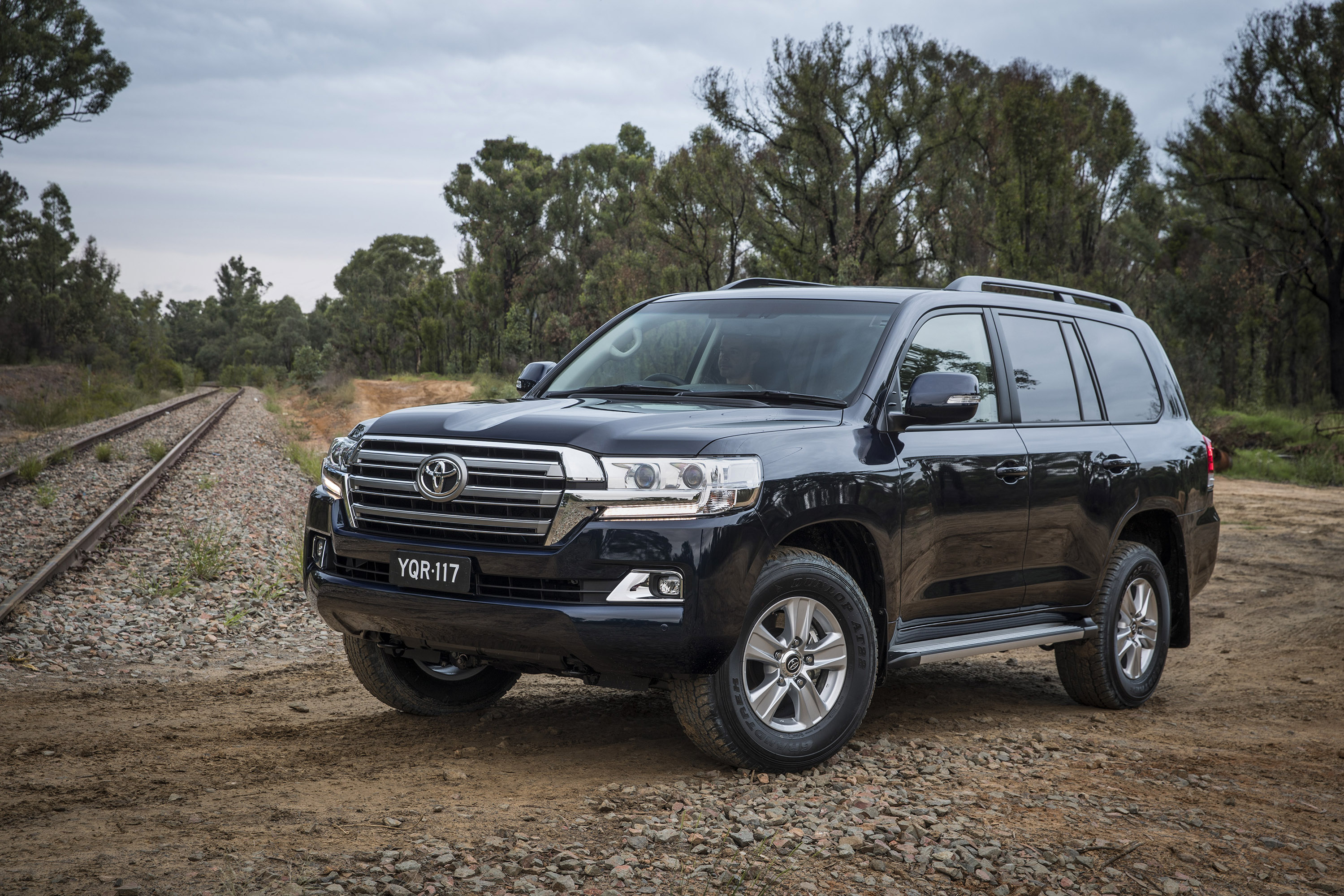 Toyota Reveals Limited Run Of Land Cruiser Altitude Model