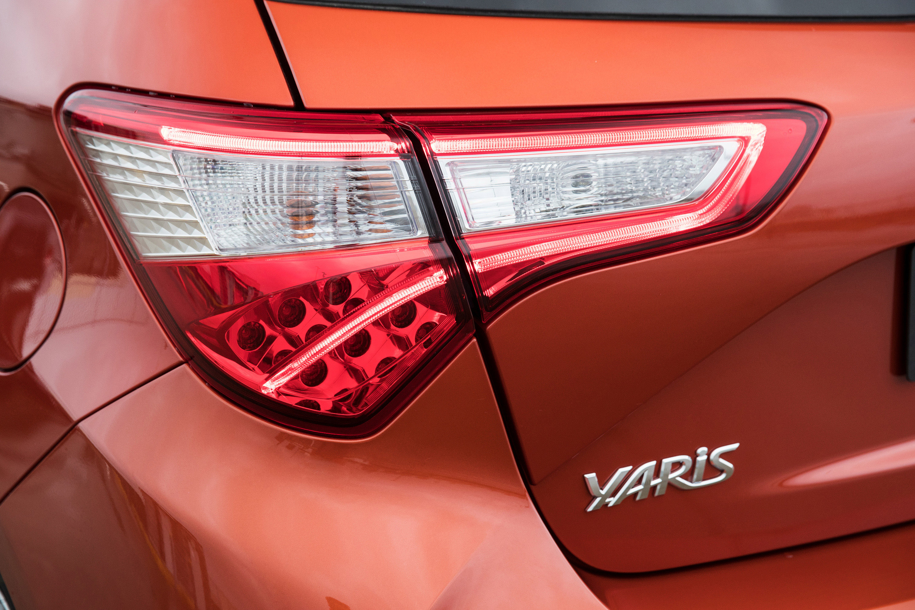 Toyota Reveals The 2017 Yaris Lineup