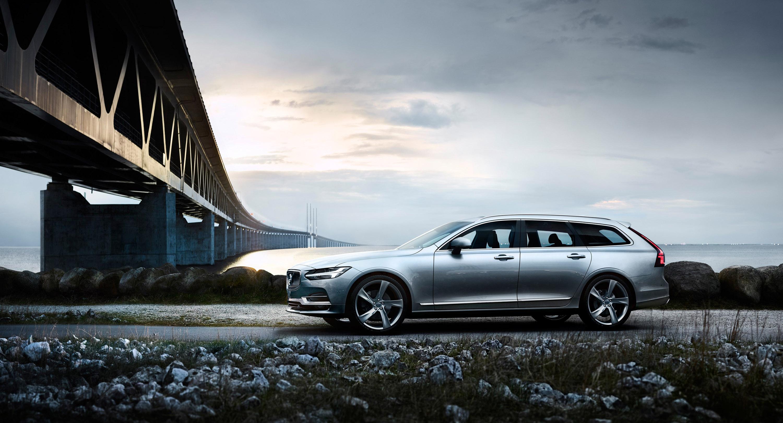 2017 Volvo V90 Feat Zlatan Ibrahimovic Picture 132355