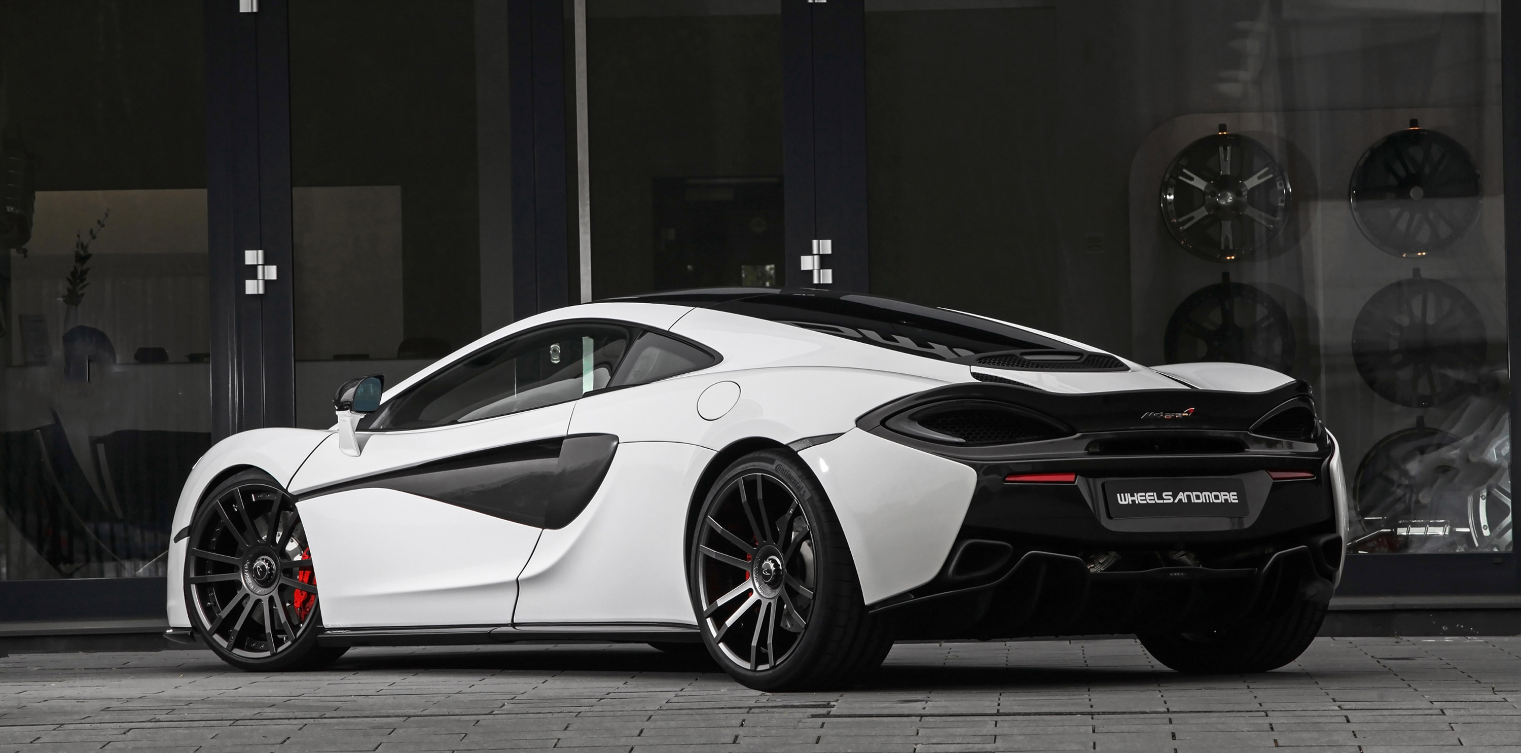 15 Inch Tires >> Wheelsandmore presents the McLaren HORNESSE