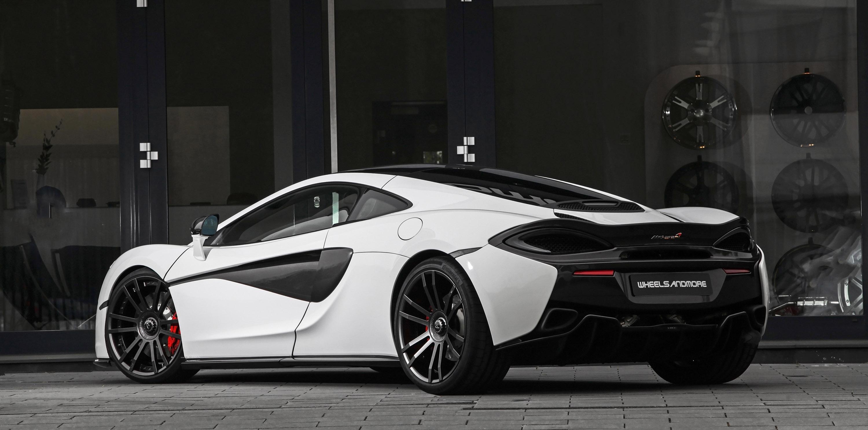 Wheelsandmore presents the McLaren HORNESSE