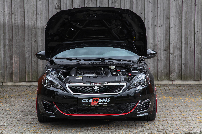 Clemens Motorsport Team Upgrades Peugeot 307