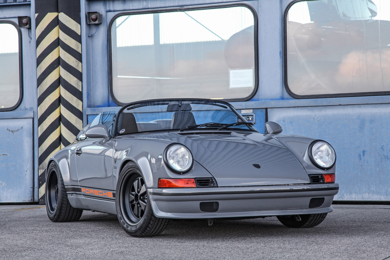 Dp Motorsport Upgrades Porsche Speedster