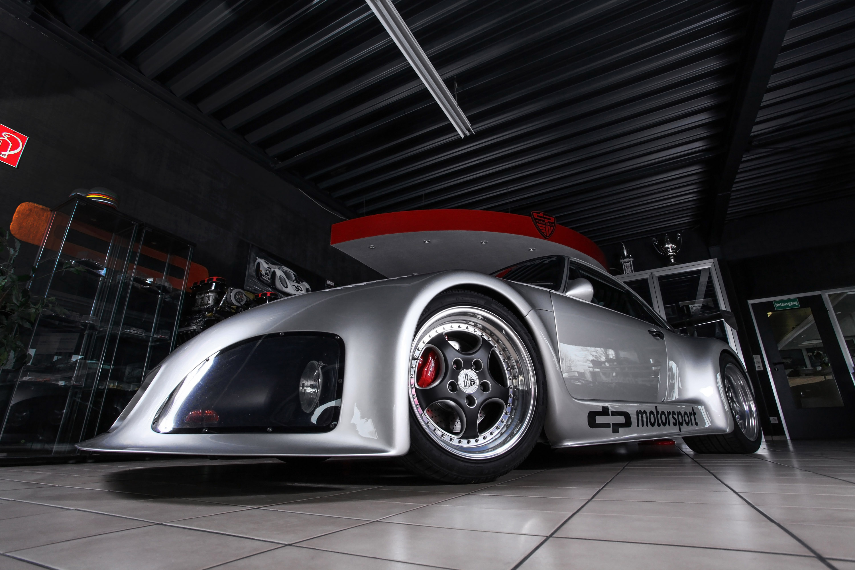 Dp Motorsport Reveal Sexy New Vehicle