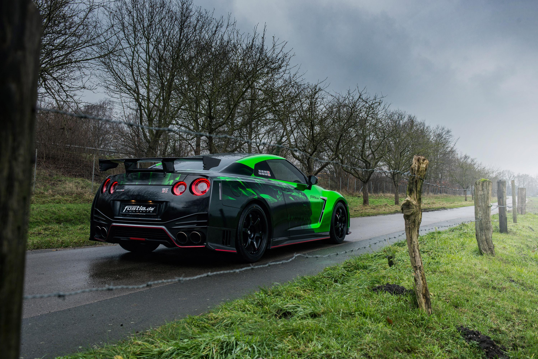fostla.de upgrades Nissan GT-R