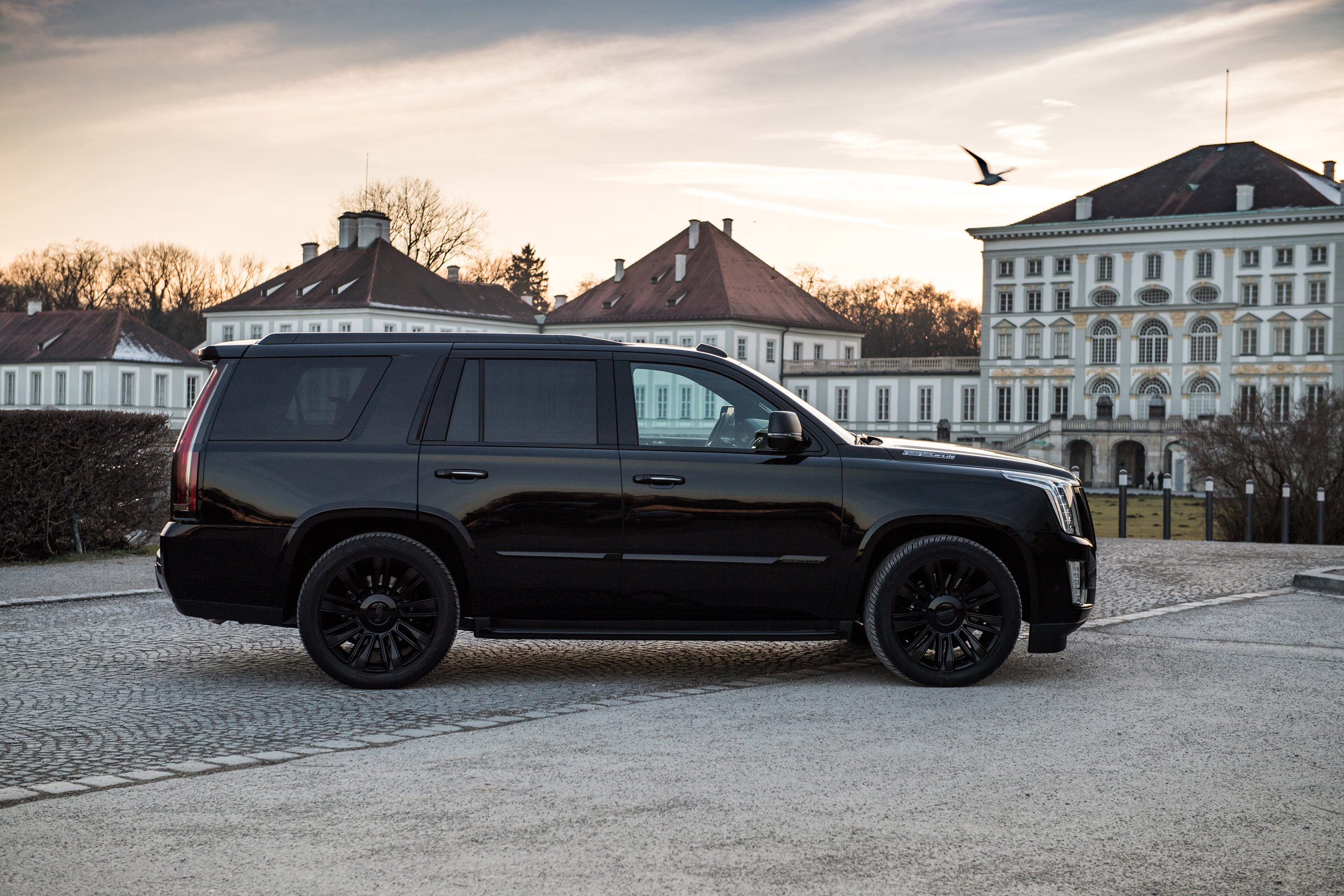 Geigercars De Showcases A Pretty Large Quot Black Edition