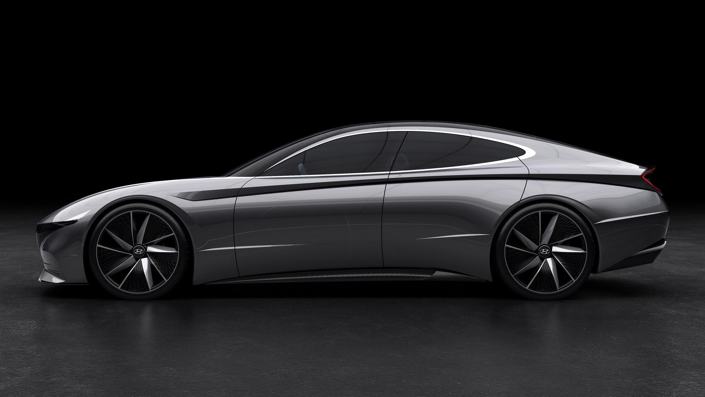 Used Hyundai Sonata >> Hyundai unveils Le Fil Rogue Concept Car