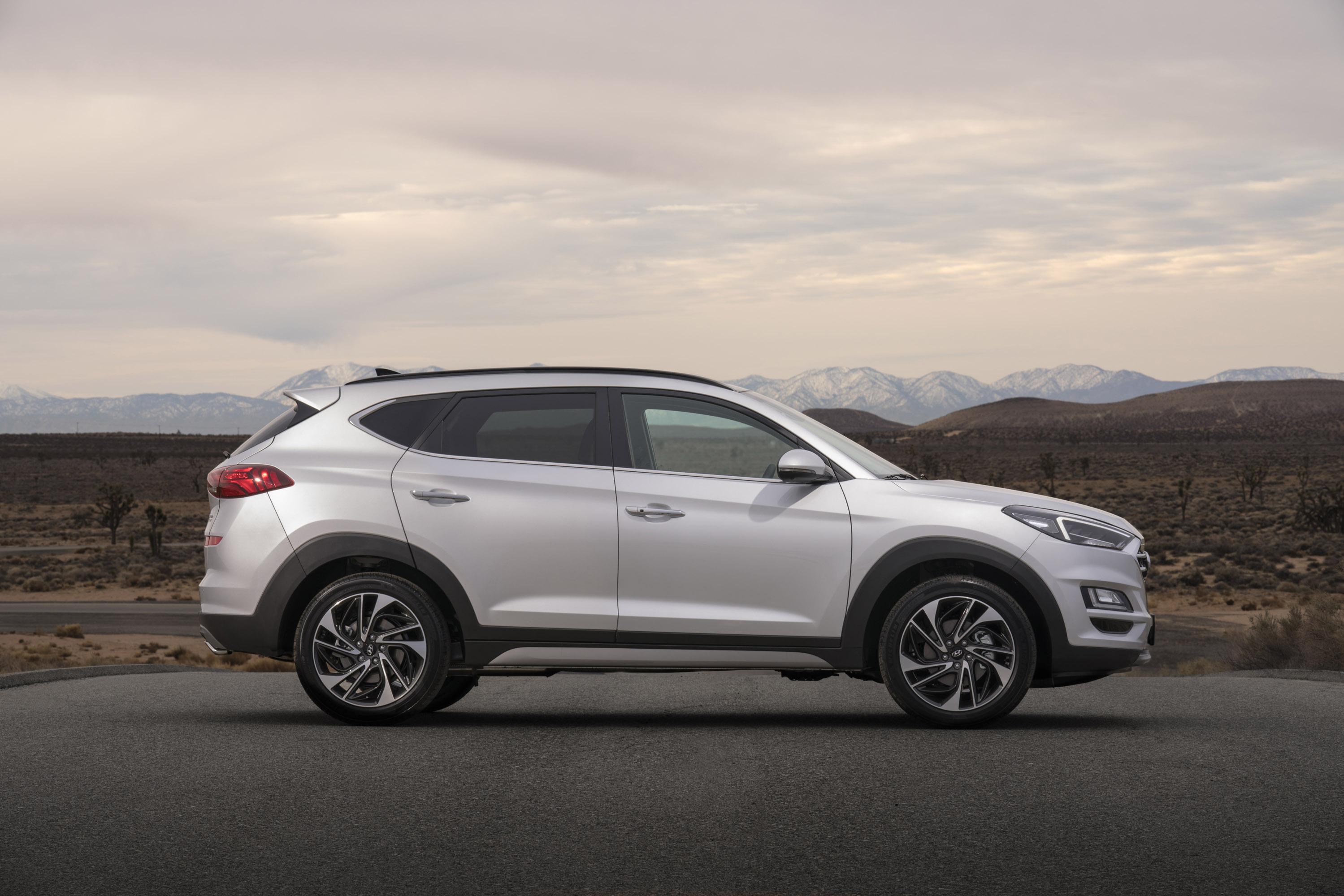 Hyundai unveils 2018 Tucson