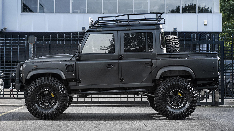 2018 Kahn Design Land Rover Defender Big Foot Picture 136073
