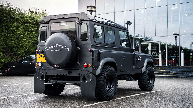 Kahn Design Present New Land Rover Defender Project