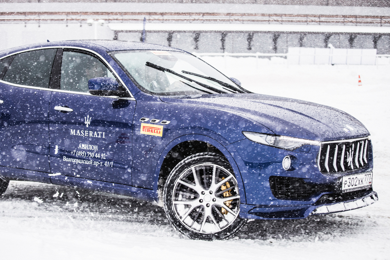 2018 LARTE Design Maserati Levante Blue Shtorm - Picture
