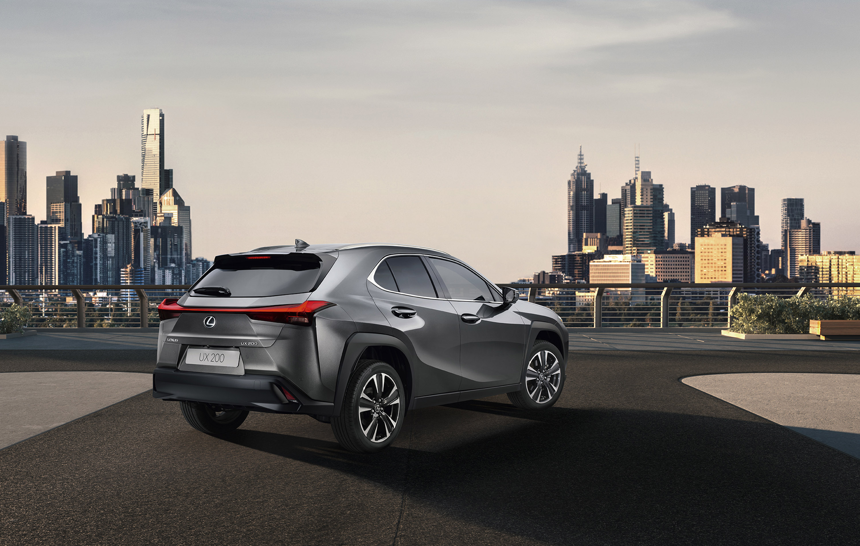 New Lexus Suv >> Lexus reveals the new UX SUV model