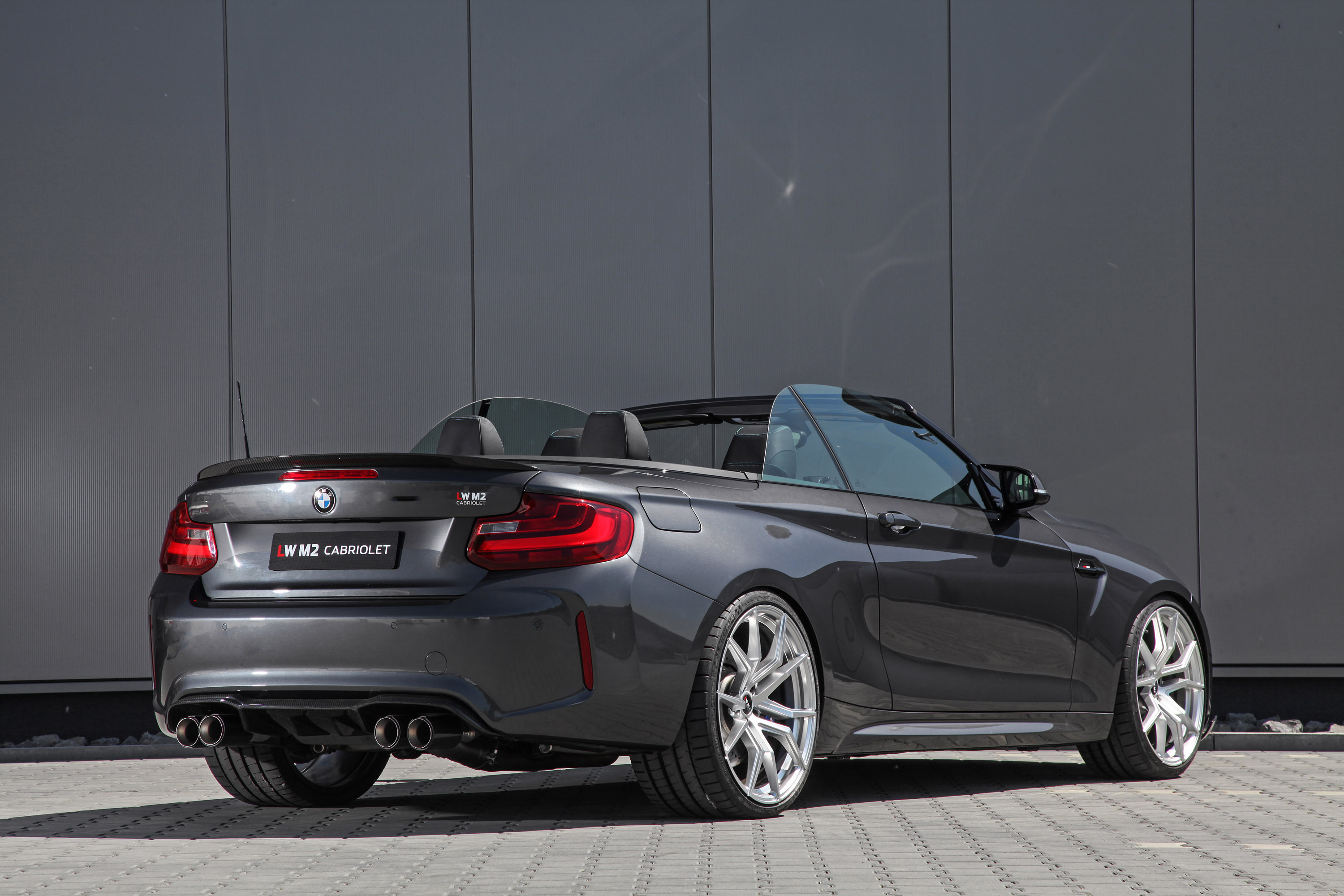 Lightweight Presents New Bmw M2
