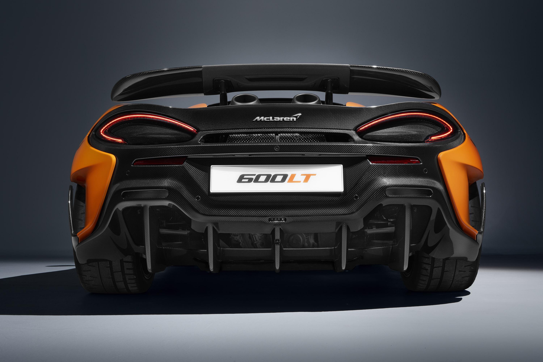Mclaren Presents 2018 600lt Supercar