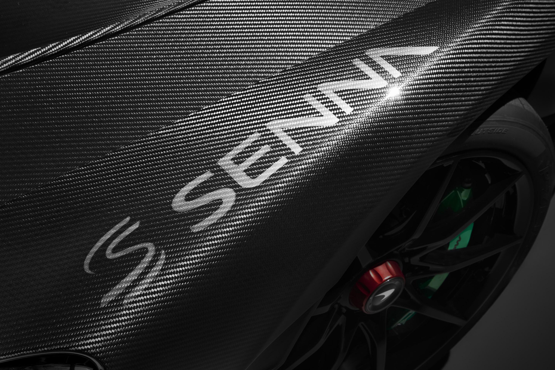 Lexus Latest Models >> McLaren reveals Senna Carbon Edition