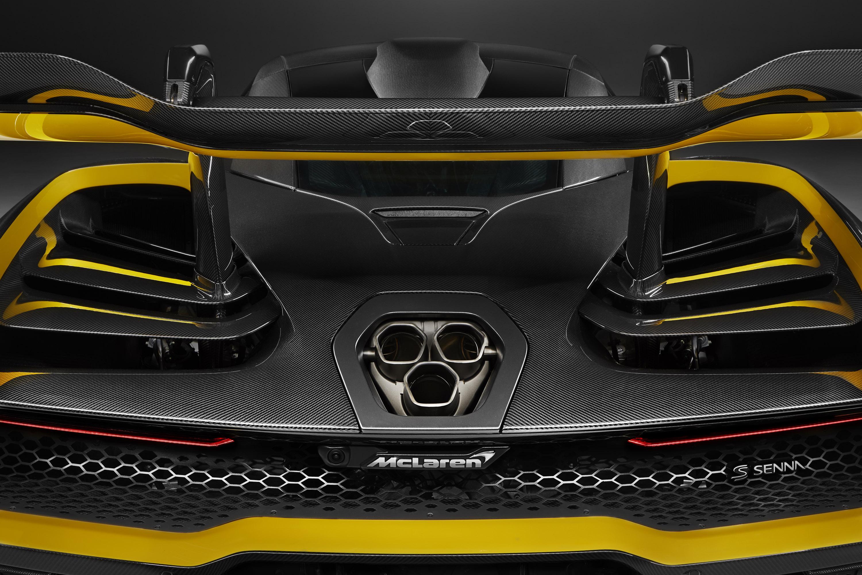 Mclaren P1 Cost >> McLaren reveals Senna Carbon Edition