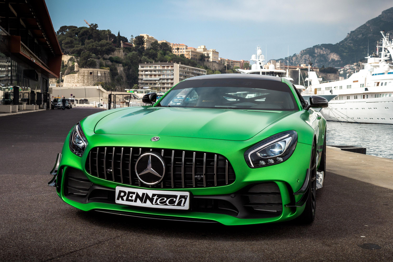 RENNtech updates Mercedes-AMG GT R